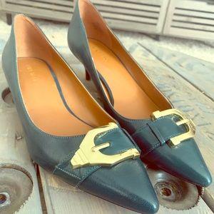 Nine West size 10 kitten heels